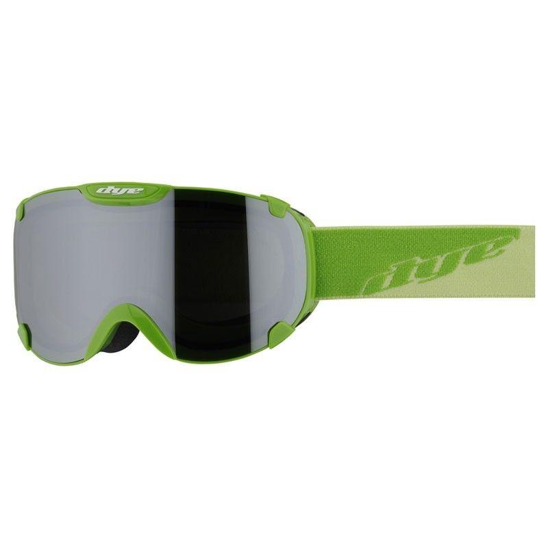 Dye Snow Goggle T1 Youth Green - Skibrille   Snowboardbrille für Kinder