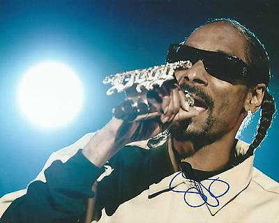 Autographs-original **gfa Rapper Calvin Broadus *snoop Dogg* Signed 8x10 Photo Ad4 Proof Coa** Relieving Heat And Sunstroke