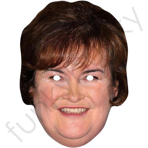 Nouveau Susan Boyle qui a gagné la Grande-Bretagne/'s got Talent Célébrité Carte Masque-RU