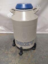 New Listingunion Carbide 18xt 18 Liter Cryogenic Liquid Nitrogen Dewar