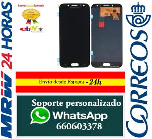 Pantalla-Completa-para-Samsung-Galaxy-J5-2017-J530-J530F-Negra-Tactil-LCD