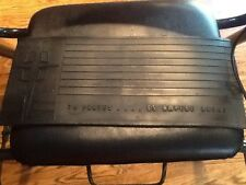1956/ 1957 Lincoln.continental,orig.rubber Battery Cover