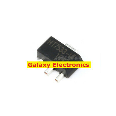 50pcs Original HT7136-1 Low Dropout Voltage Regulator LDO 3.6V SOT-89