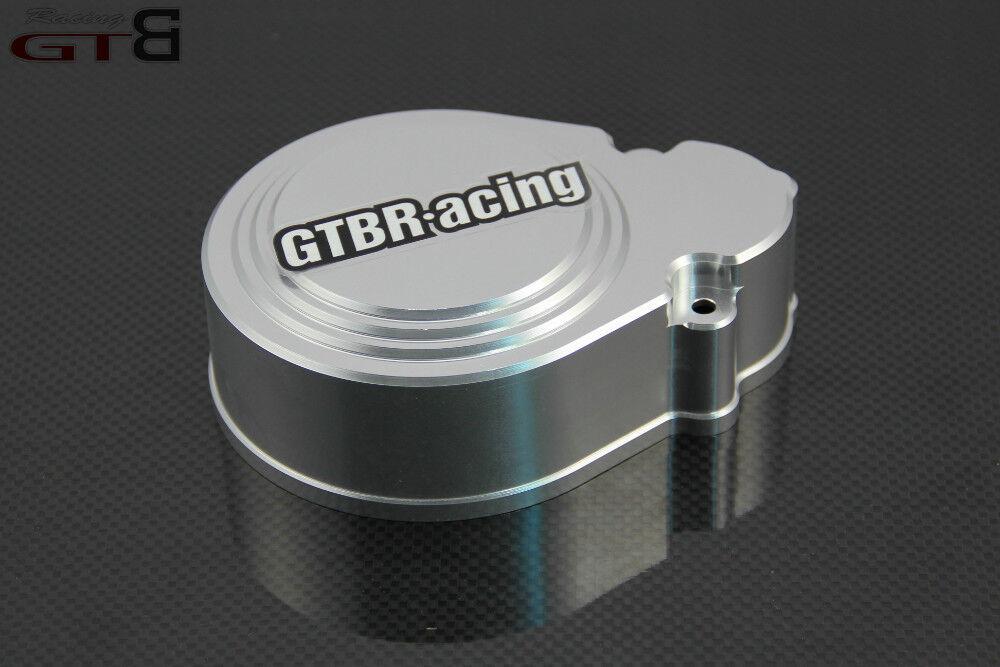 GTB 2 speed CNC alloy gear cover cap for baja 5b ss 5t 1/5 rc car
