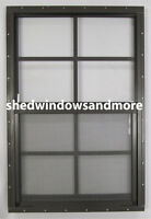 18 X 36 Shed Window Safety Glass Garage Storage Shed Barn Deer Stand Tree House