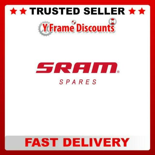 4mm Black 50-34 SRAM Chainring Road 50t 5 Bolt 110mm BCD Alum