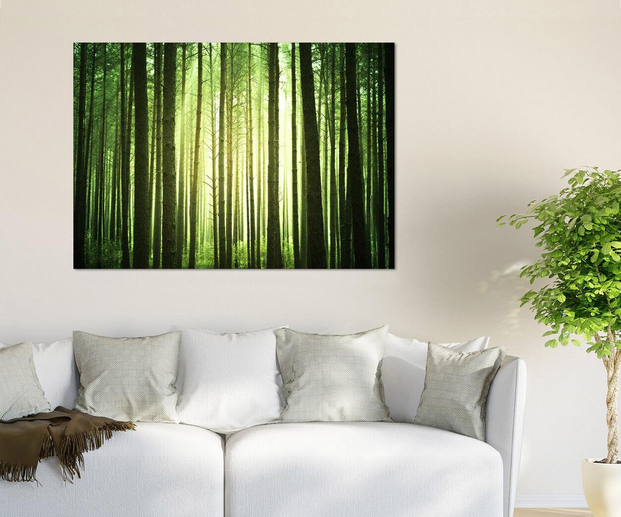 3D Grünes Licht Maunsell Hain 8 Fototapeten Wandbild BildTapete AJSTORE DE Lemon