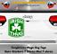 Irish Thug 100 proof 7 inch window vinyl decal sticker