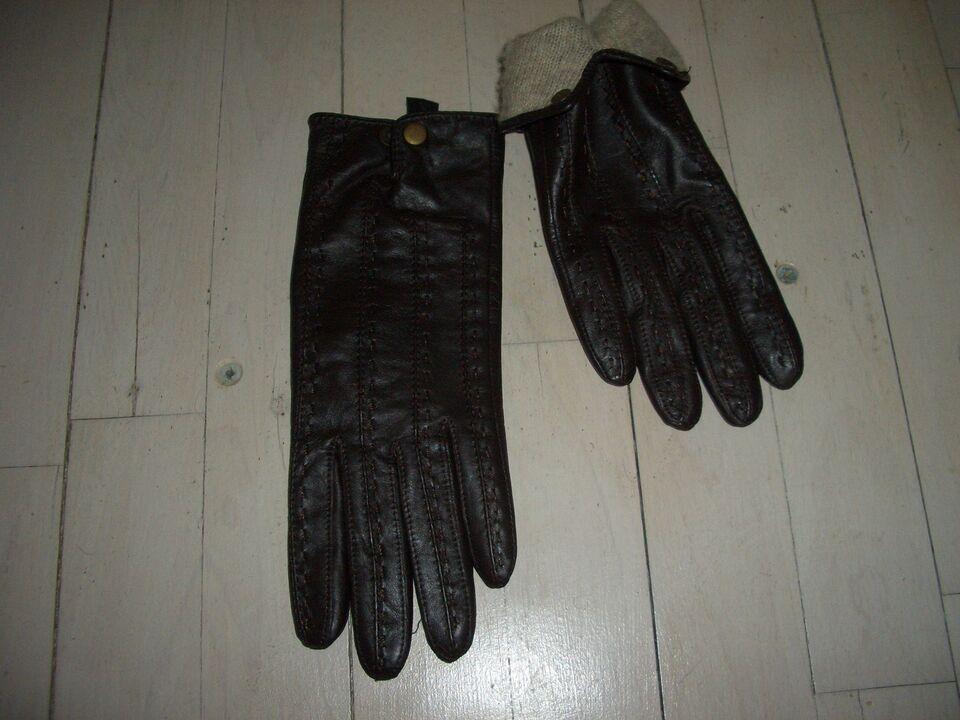 Handsker, Skindhandsker, Ashwood