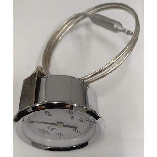 TELE-THERMOMETER WHITE ø 60 mm 0-500°C,CO1270,3441058,ALPENINOX,ZANUSSI,EMMEPI,