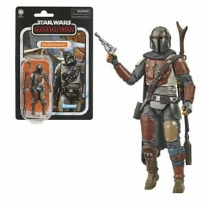 Hasbro Star Wars Vintage Collection The Mandalorian Action Figure E8086 3.75""