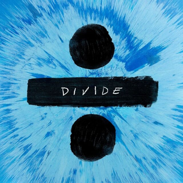 ED SHEERAN  Divide 12 TRACKS CD  NEW  sealed