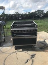 Magic Kitchen 36 Char Broiler Natural Gas