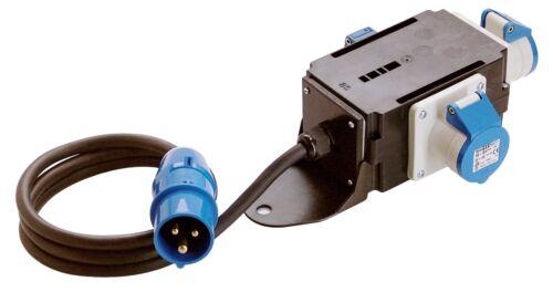 Top für Vorzelt Art 160 Stromverteiler Mixo EMS CEE 230V 16A und Steckdosen