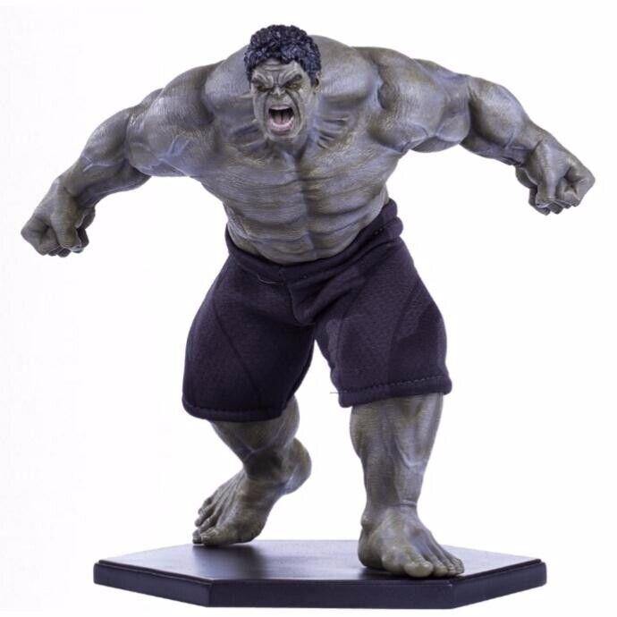 Savage Hulk Exclusive 1 10 Art Scale Statue-Age of Ultron-Iron studios