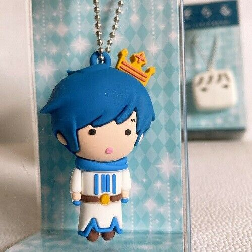 Soraru Rubber Figure Mascot Set of 3 Fukuya Official Mafumafu Gift