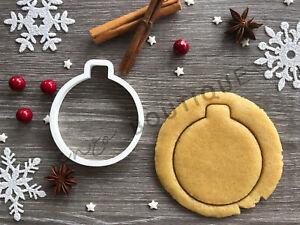 Bauble-Xmas-Cookie-Cutter-01-Christmas-Fondant-Cake-Decorating-UK-Seller