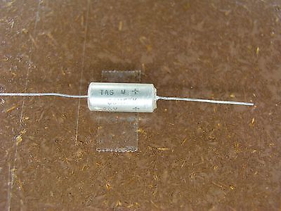 0.01 mfd 100 volt 100V 10 /% axial polystyrene capacitor S00774-197A 2 Pc Lot
