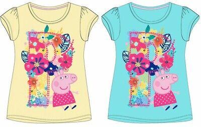 Peppa Wutz T-shirt Gr.: 98-128cm