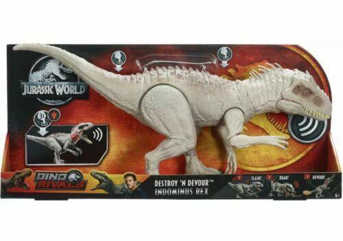 Jurassic World Destroy 'N Devour Indominus Rex for sale online | eBay