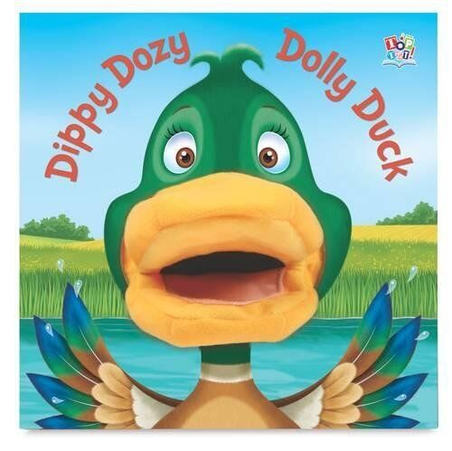 Dippy Dozy Dolly Duck (Hand Puppet Books), Elidh Rose,Kate Thompson, Excellent B