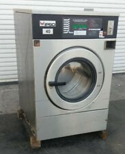 Ipso Front Load Washer Coin Op 40lb 3 Ph 240v 60hz Serial 19012567 Refurb