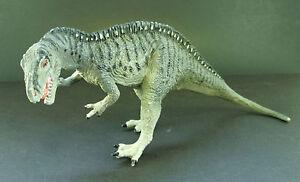 "Acrocanthosaurus Plastic Dinosaur Model Toy Action Figure Carnegie Collection 8"""