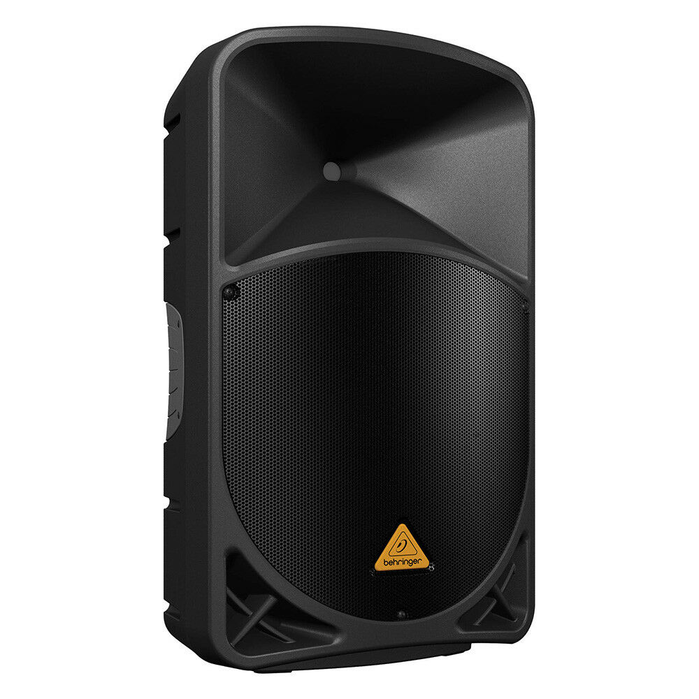 Behringer B115W Active 15  blueetooth 1000W Amplified PA Wireless Powered Speaker