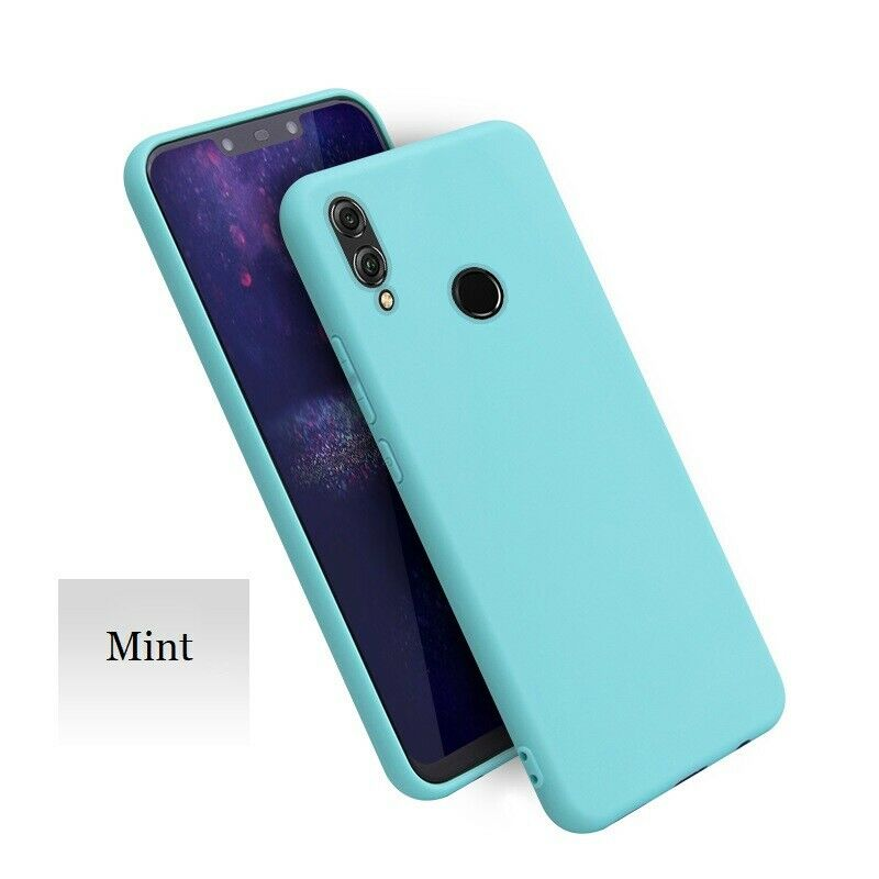 For Samsung Galaxy A50 A40 A70 A20E A80 Soft Silicone Shockproof TPU Case Cover 12