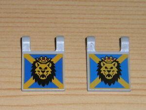 Lego Fahne 2335px10 Flagge 2x2 für Set 6091 6098 4816