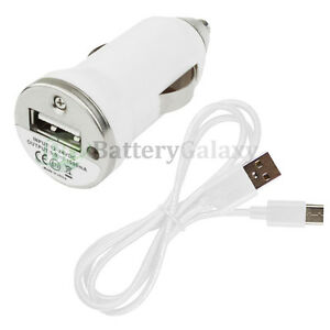 Details about USB Type C Cable+Car Charger Mini for Motorola Moto Z / Z  Force / Z Play Droid