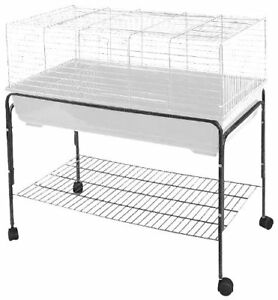 Little Friends Support X-part Pour Lapin 100cm Cages En Métal 5055504509233