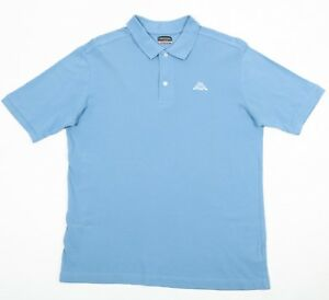 580fdc5a55e08 Details about VGC 90s Vintage KAPPA Blue Polo Shirt | Men's M | Retro  Nineties Tee Rugby