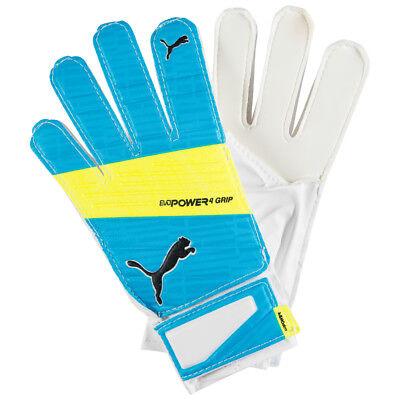 PUMA evoPOWER Grip 4.3 Fußball Torwart Handschuhe 041227-02 blau neu