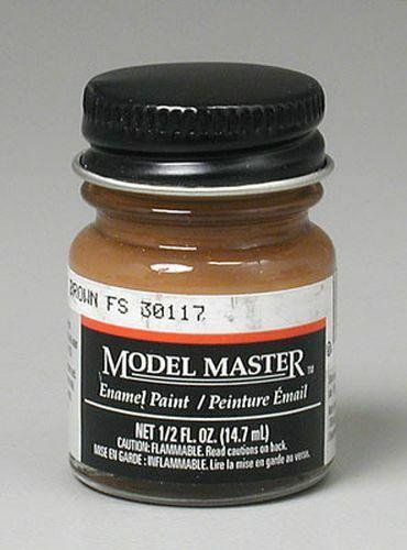 Testors Model Master 2096 Chocolate Brown 1//2 oz Enamel