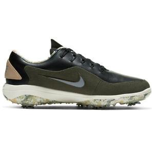 Nike-reagieren-Vapor-2-NRG-Golfschuhe-UK-7-5-us-8-5-eur-42-khaki-gruen-schwarz