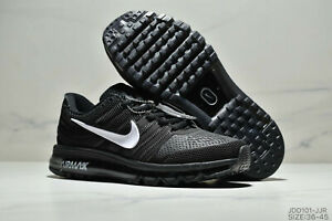 NIKE-AIR-MAX-2017-MEN-039-S-RUNNING-SHOES-WHITE-BLACK-Size-7-13-New-In-Box-MOVEMENT
