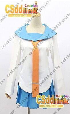 Nisekoi Chitoge Kirisaki Cosplay Costume female Japanese uniform
