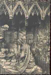 La-Catedral-de-Chartres-Cerca-Del-Coro-E5833