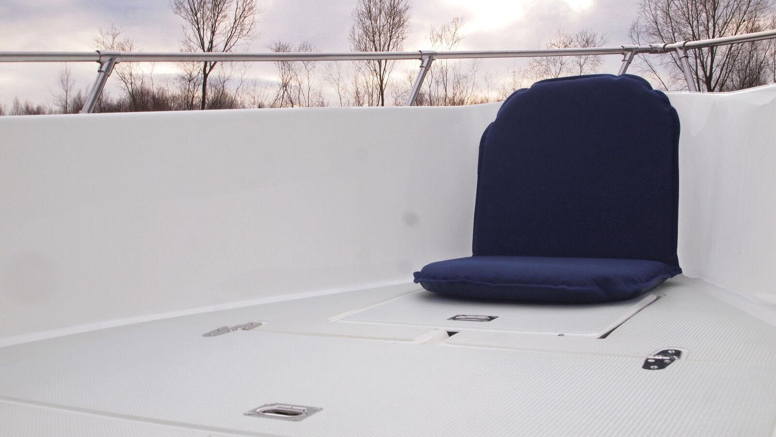 Comfort SEAT cabina di pilotaggio Cuscino Campeggio sedile sedile barca pieghevole SEDILE Barca Sedia