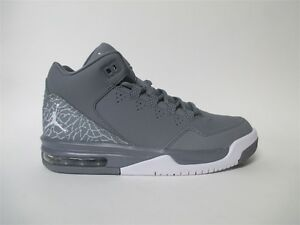 3f90ef5e6cee Nike Air Jordan Flight Origin 2 Cool Grey White GS Grade School 5.5 ...