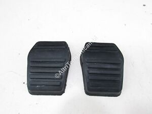 Image is loading PAIR-COVER-PEDALS-BRAKE-AND-CLUTCH-FORD-ESCORT-