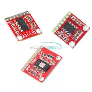 OEP20W/30W/50W*2 Mono/Dual Channel 8-24V/4.5-24V/6-18V D Class Amplifier Board