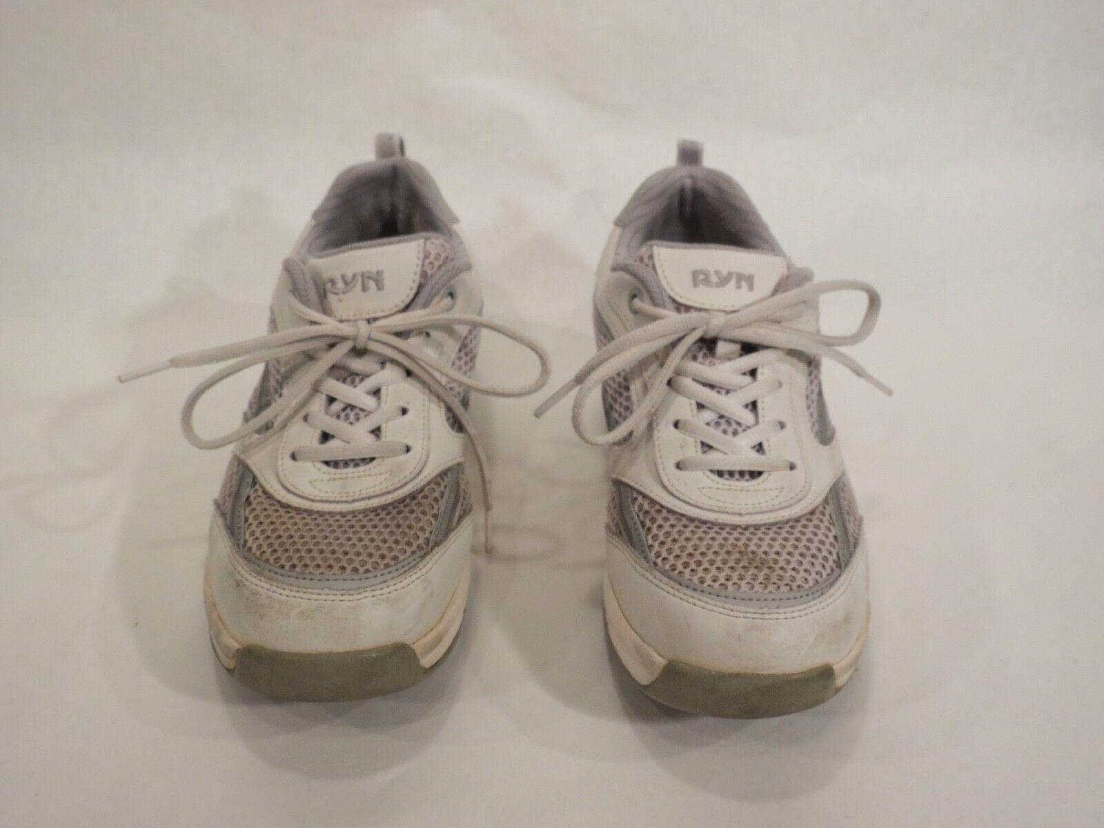 RYN Footwear • Women's shoes •X-Run • 250mm   US 8 • Walking • White • Used