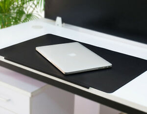 Image Is Loading Large Pvc Leather Mouse Mat Non Slip Desk