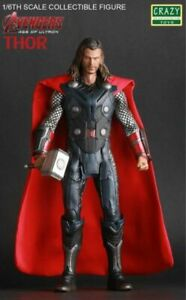 Collectible-Avenger-Toys-Figure-Statue-1-6-Marvel-Universe-Thor-Scale-TH-Crazy-2