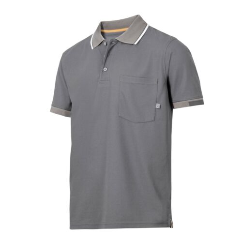 RW6274 Snickers Mens AllroundWork 37.5 Tech Short Sleeve Polo Shirt