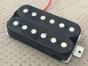 1999 Ibanez Gax70 Guitare Électrique Original Humbucker Pickup-afficher Le Titre D'origine