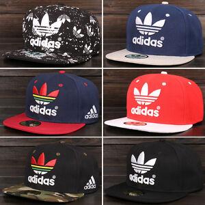 2016 Men Women New Black Baseball Cap Snapback Hat Hip-Hop Adjustable Bboy Cap