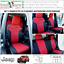 miniatura 1 - FODERE COPRISEDILI Jeep Renegade SU MISURA! Fodera Foderine COMPLETE Rosso